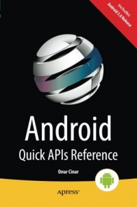 Android Quick APIs Reference | Apress