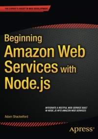 Beginning Amazon Web Services with Node.js | Apress