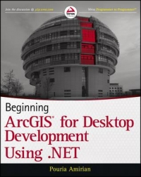 Beginning ArcGIS for Desktop Development using .NET | Wrox