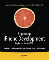 Beginning iPhone Development, 7th Edition | Apress