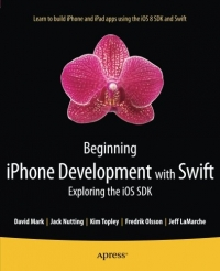 Beginning iPhone Development with Swift | Apress
