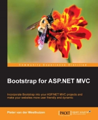 Bootstrap for ASP.NET MVC | Packt Publishing