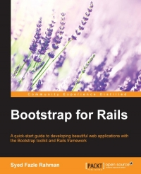 Bootstrap for Rails | Packt Publishing