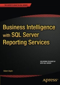 Business Intelligence with SQL Server Reporting Services | Apress