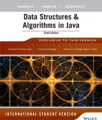 Data Structures and Algorithms in Python | Wiley |  www.englische-fachbuecher.de