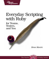 Everyday Scripting with Ruby | The Pragmatic Programmers