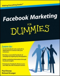 Facebook Marketing For Dummies | Wiley