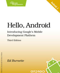 Hello, Android, 3rd Edition | The Pragmatic Programmers