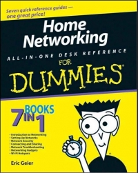 Home Networking All-in-One Desk Reference For Dummies | Wiley