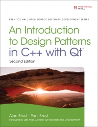 Introduction to Design Patterns in C++ with Qt, 2/E | Prentice Hall