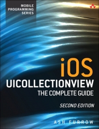 iOS UICollectionView, 2nd Edition | Addison-Wesley