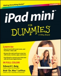 iPad mini For Dummies, 3rd Edition | Wiley
