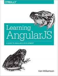 Learning AngularJS | O'Reilly Media