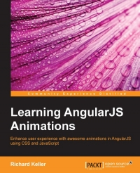 Learning AngularJS Animations | Packt Publishing