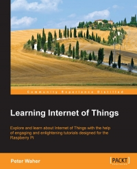 Learning Internet of Things | Packt Publishing