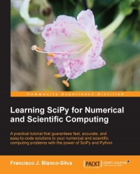 Learning SciPy for Numerical and Scientific Computing | Packt Publishing