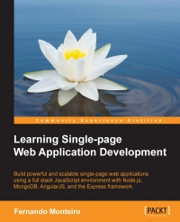 Learning Single-page Web Application Development | Packt Publishing