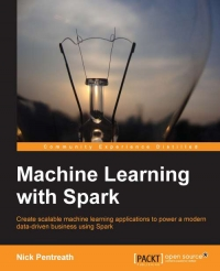 Machine Learning with Spark | Packt Publishing