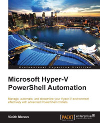 Microsoft Hyper-V PowerShell Automation | Packt Publishing