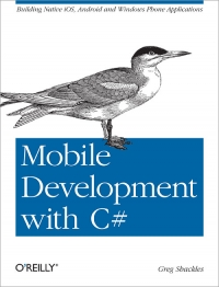 Mobile Development with C# | O'Reilly Media