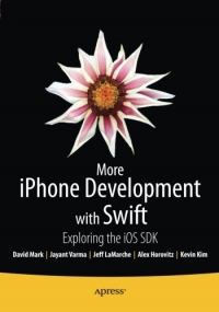 More iPhone Development with Swift | Apress