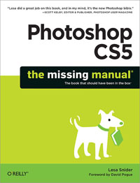Photoshop Elements 10: The Missing Manual | O'Reilly Media