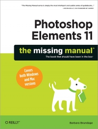 Photoshop Elements 11: The Missing Manual | O'Reilly Media