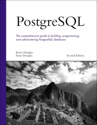 PostgreSQL, 2nd Edition | SAMS Publishing