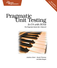 Pragmatic Unit Testing in C# with NUnit, 2nd Edition | The Pragmatic Programmers