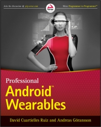 Professional Android Wearables | Wrox