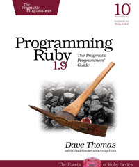 Programming Ruby 1.9, 3rd Edition | The Pragmatic Programmers