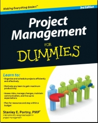 Project Management For Dummies, 3rd Edition | Wiley