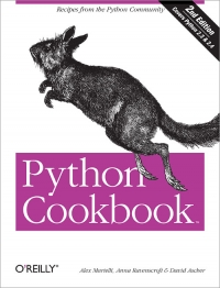 Python Cookbook, 2nd Edition | O'Reilly Media