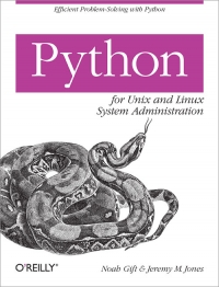Python for Unix and Linux System Administration | O'Reilly Media