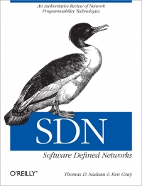 SDN: Software Defined Networks | O'Reilly Media