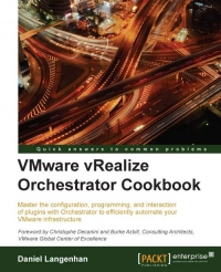 VMware vRealize Orchestrator Cookbook | Packt Publishing