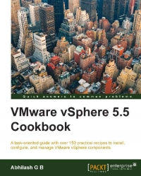 VMware vSphere 5.5 Cookbook | Packt Publishing