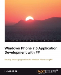 Windows Phone 7.5 Application Development with F# | Packt Publishing