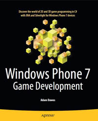 Windows Phone 7 Game Development | Apress