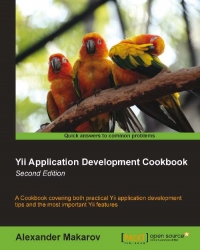 Yii Application Development Cookbook, 2nd Edition | Packt Publishing